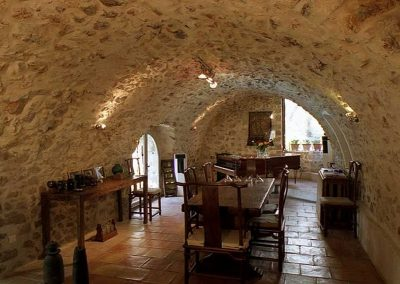The Living Room At BB La Parare 600x412