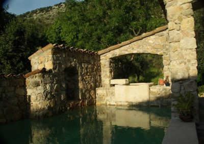 The Pool At BB La Parare 600x399 1