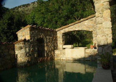 The Pool At BB La Parare 600x399 1