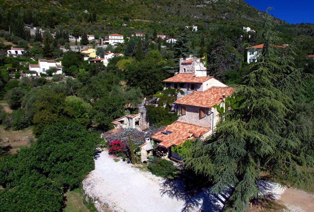 Welcome  BampB La Parare  French Riviera